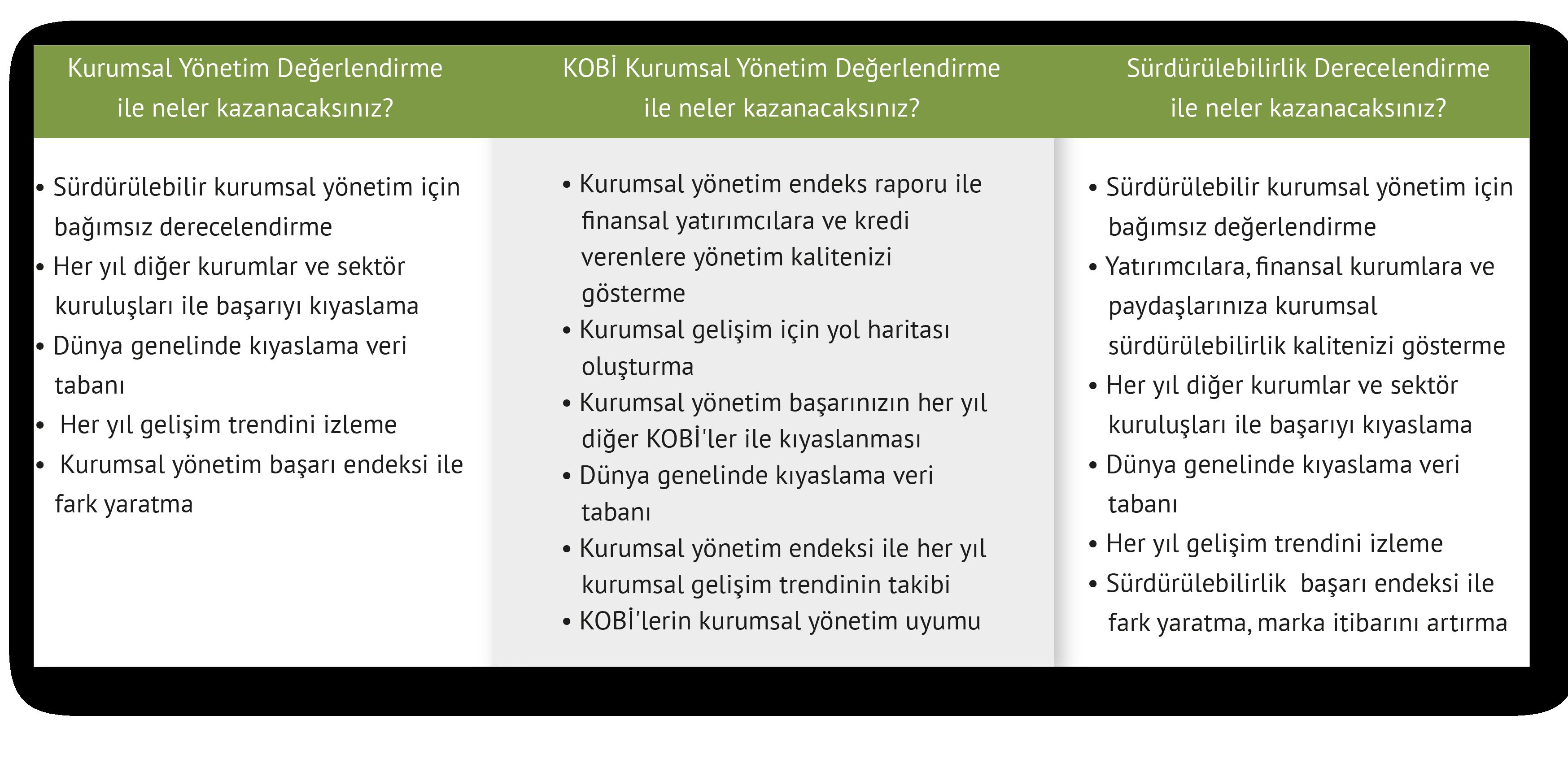 CGE Kurumsal Yönetim Şablonlar